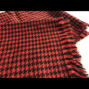 Macy's Accessories - Houndstooth Scarf